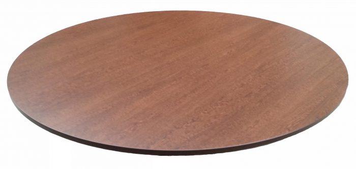 Tafelblad rond spaanplaat Melamine
