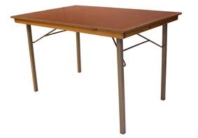 Klaptafel vouwtafel banquettafel U voet Standaard