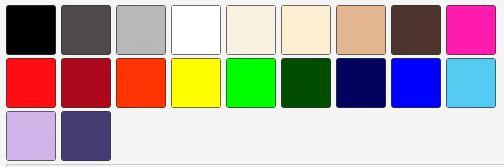 Ronde tafelhoes Tokyo kleuren Ø 122 Ø 152 Ø 183